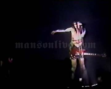 1996-10-19 Cleveland, OH - Agora Theatre Screenshot 1