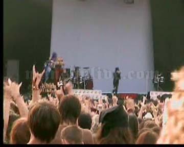 Marilyn Manson 2007-06-09 Derbyshire, UK - Donington Park